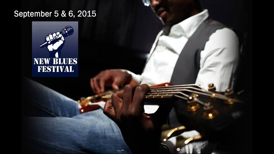CET plays New Blues Festival 2015 - Sept 5th