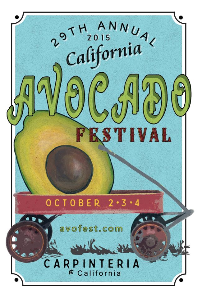 Crooked Eye Tommy plays The California Avocado Festival – Oct 3rd