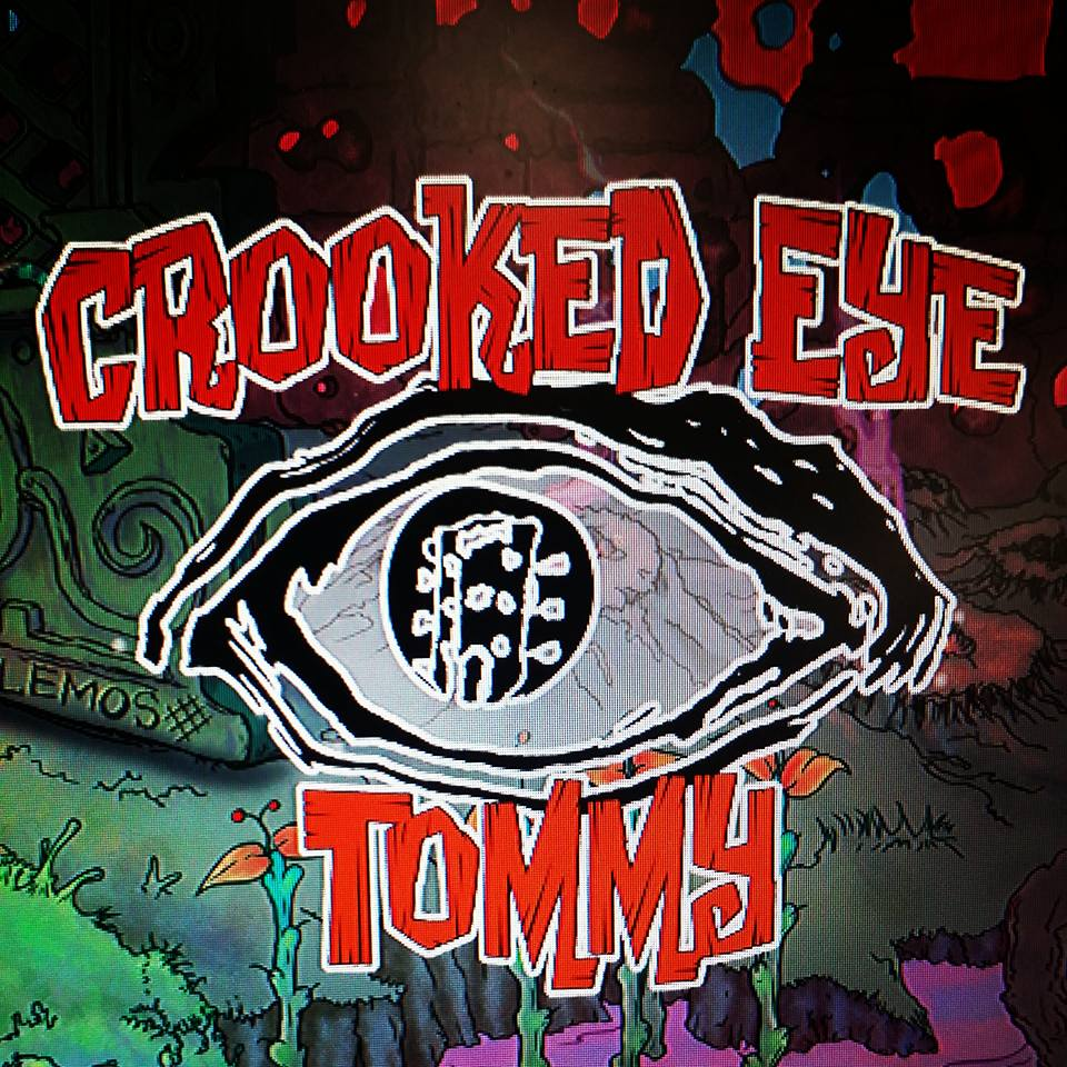 Crooked Eye Tommy plays Amigos Surf Cantina – Oct 16th