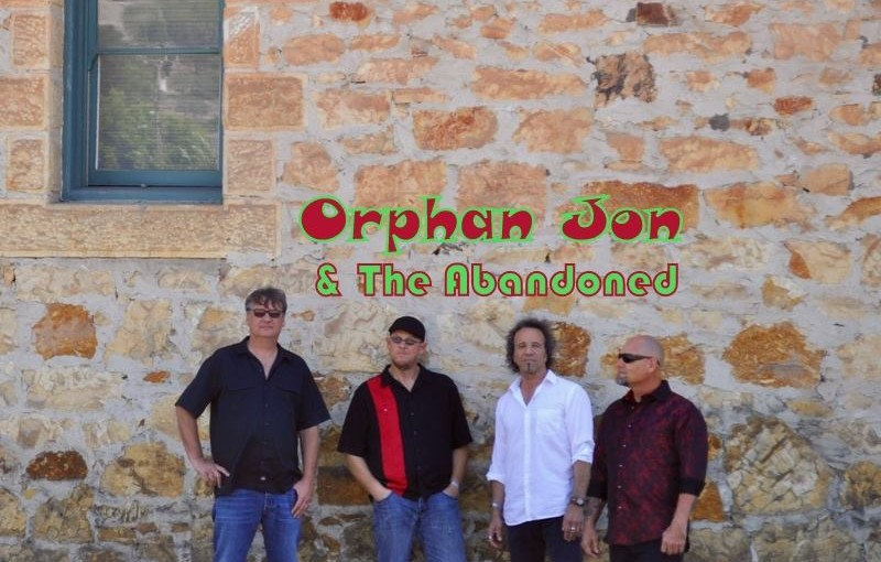 The Session Welcomes Orphan Jon and The Abandoned – Jan 13th
