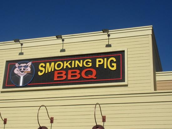 Crooked Eye Tommy at Smoking Pig BBQ Fremont - Mar 4th
