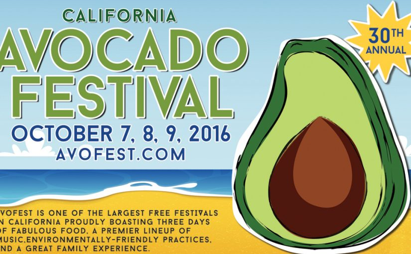 Crooked Eye Tommy plays California Avocado Festival – Oct 8