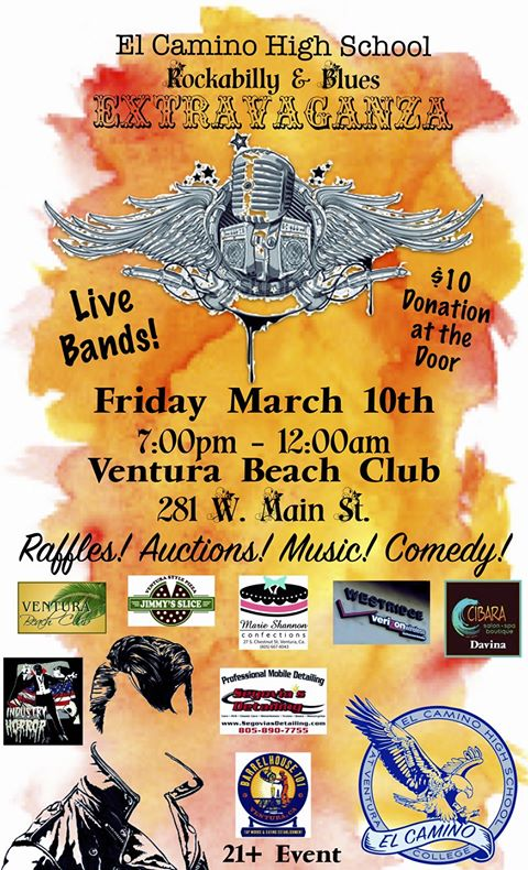 Rockabilly & Blues Extravaganza!