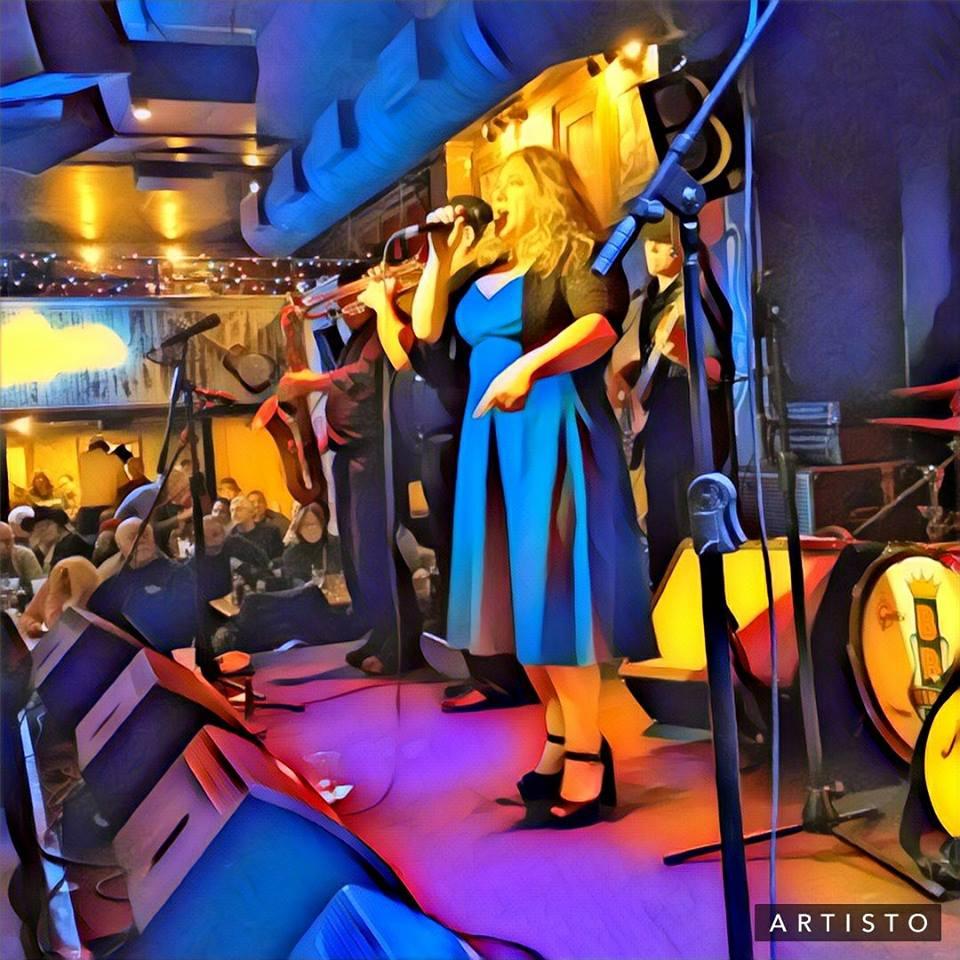 Rae Gordon Tommy & Paddy MARSH Live In Camarillo