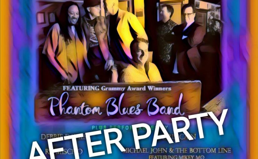 Ventura County Blues Festival Afterparty