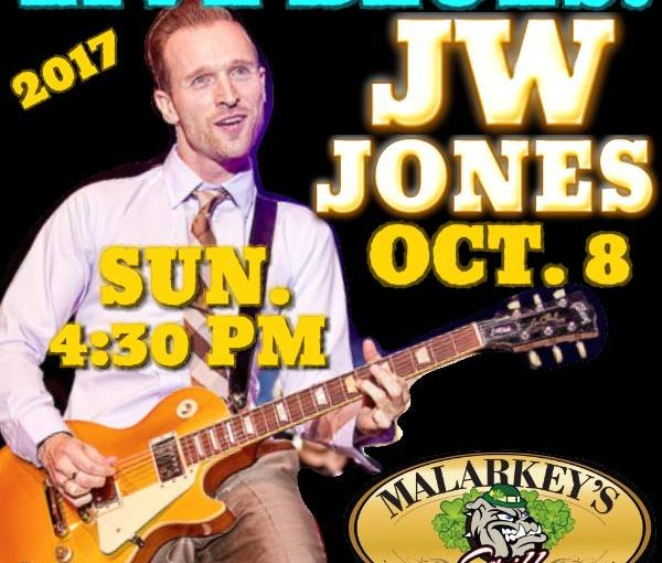 Crooked Eye Tommy opens for JW Jones – 10/8