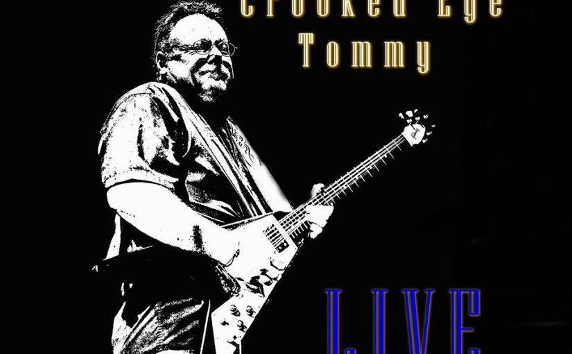 Crooked Eye Tommy at The Vine – Dec 23rd