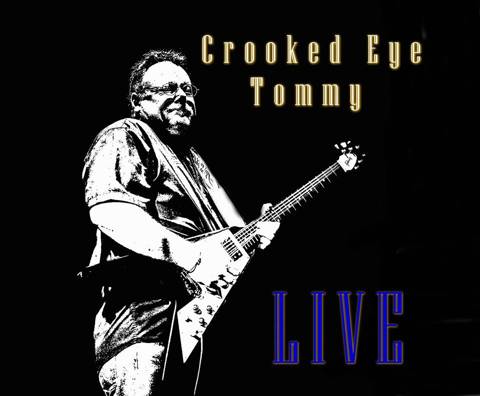 Crooked Eye Tommy at The Vine - Dec 23rd