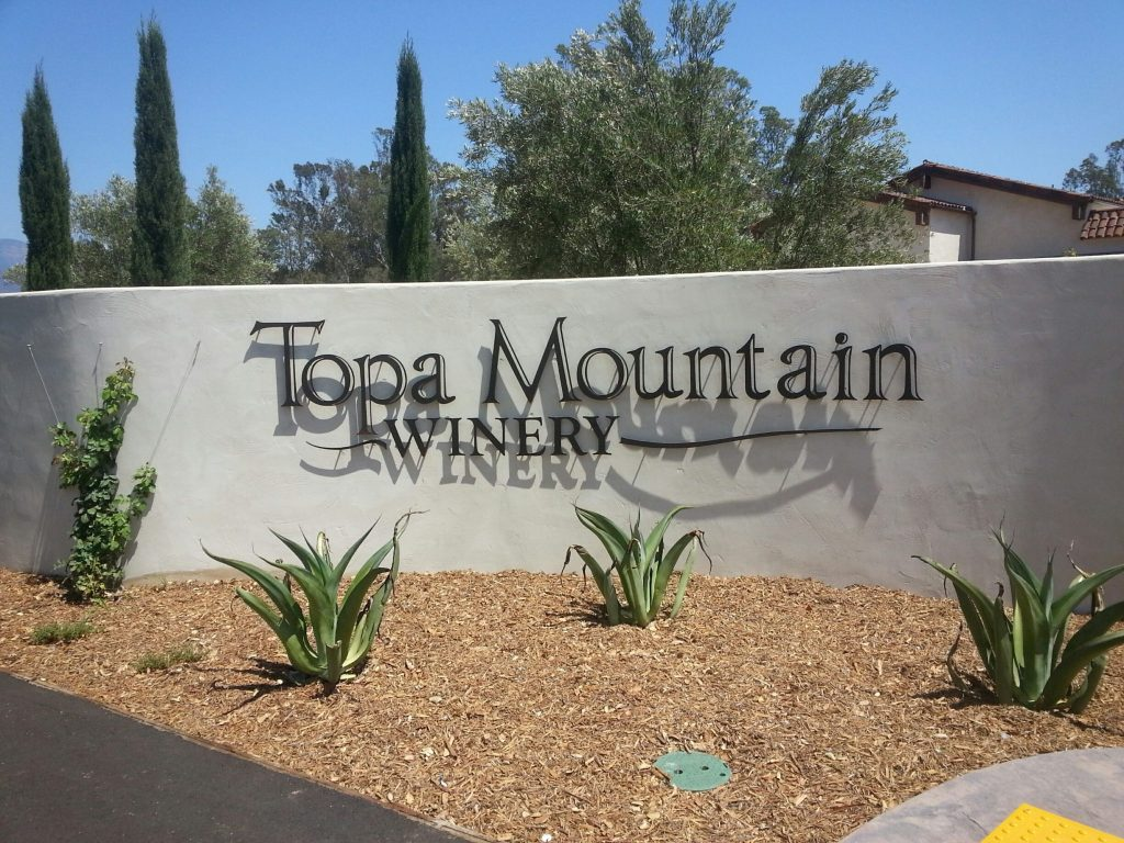 Crooked EYE Tommy @ Topa Mountain Winery - Dec 9th