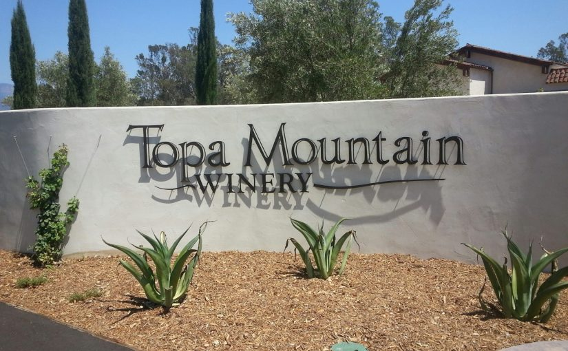 Crooked EYE Tommy @ Topa Mountain Winery – Dec 9th