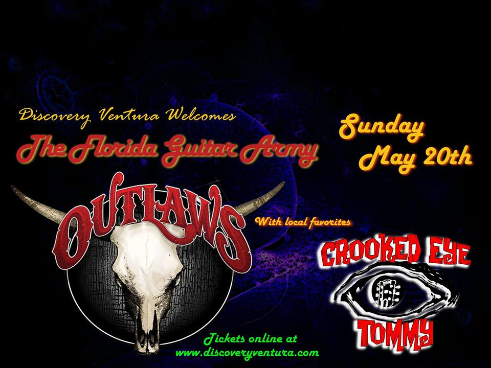The Outlaws featuring Crooked Eye Tommy