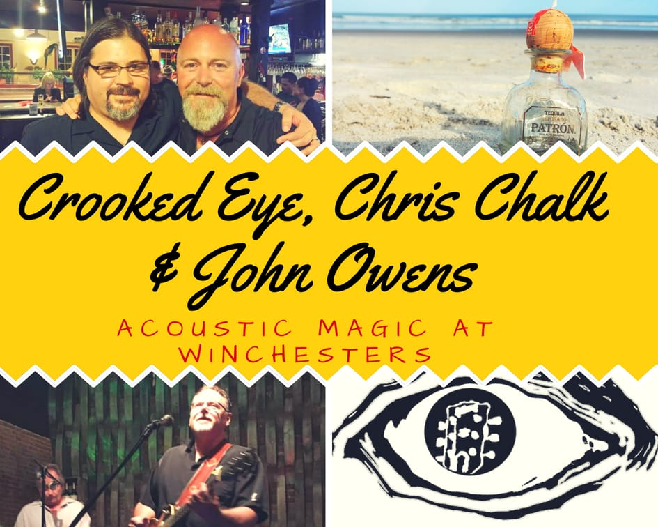 Tommy Marsh, Chris Chalk & John Owens Live At Winchesters - 7/27