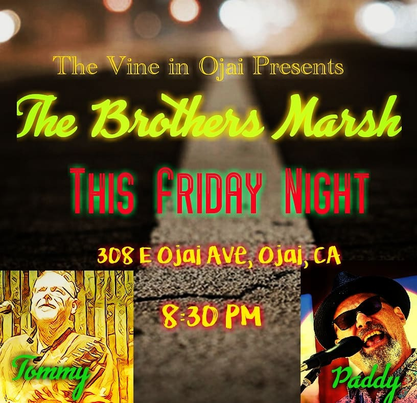 The Brothers Marsh at The Vine - 8/17