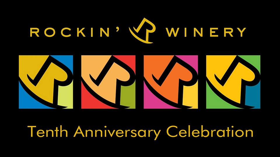 Rockin' R Winery 10th Anniversary Celebration - 10/5