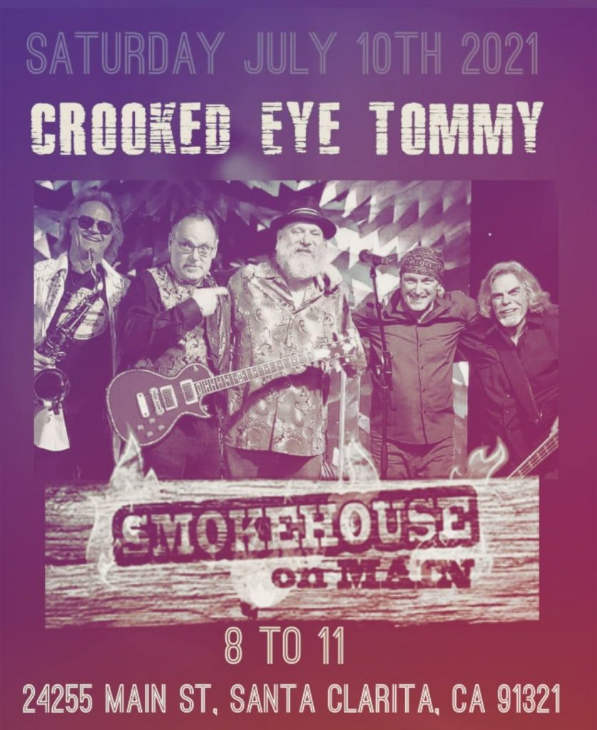 Crooked Eye Tommy @ Smokehouse on Main